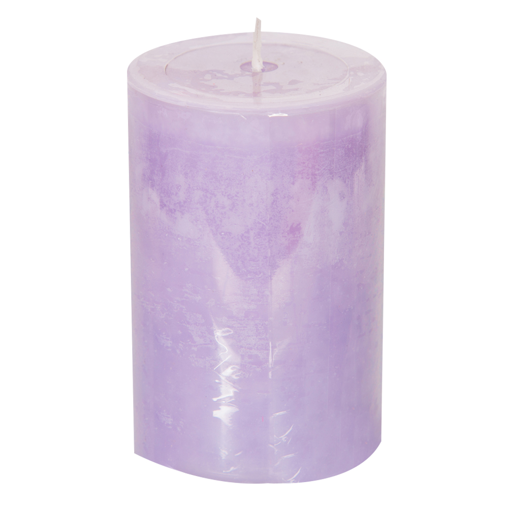 Scented Pillar candle 10cm Ref.CP710