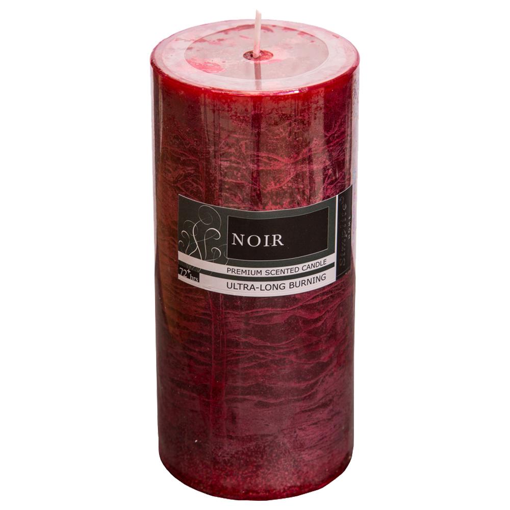 Scented Pillar candle: 15cm Ref