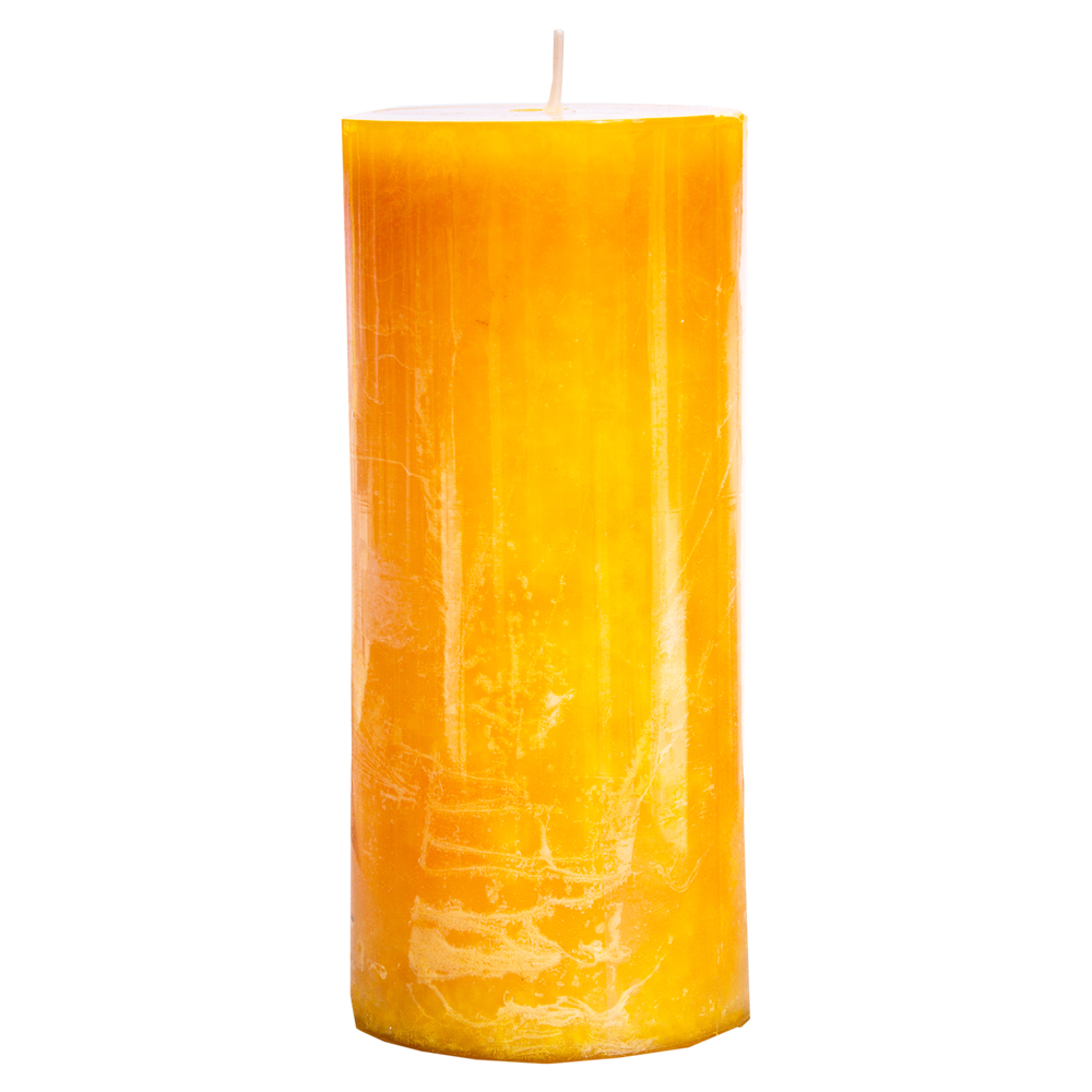 Scented Pillar candle: 15cm Ref.CP715