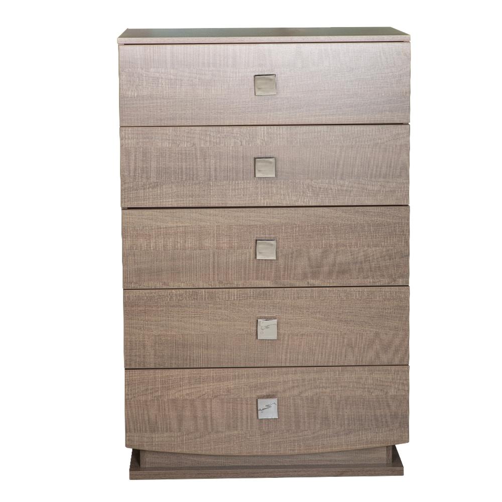 LINDEN: Wooden Chest: 80×46.5×124