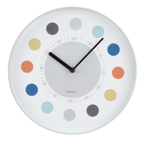 Marconi Round Wall Clock; Diameter30cm 1