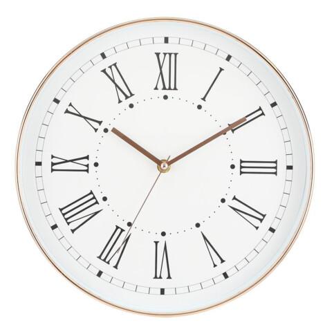 Anilson Round Wall Clock; Diameter 30cm 1