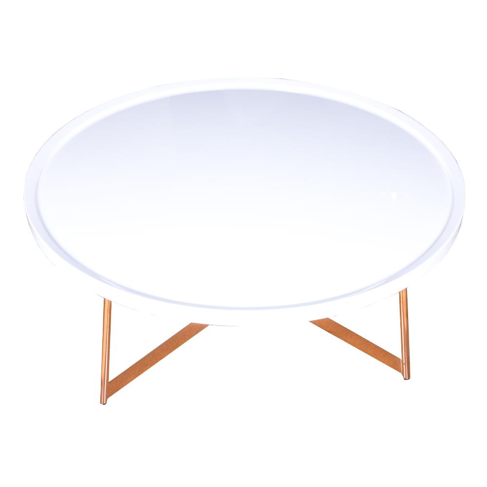 HOBANG: Round Coffee Table : 90x35.5cm Ref.307E