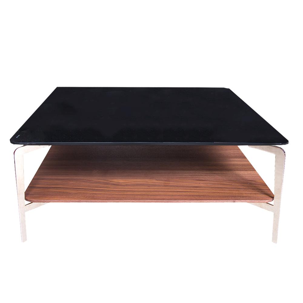 HOBANG: Coffee Table: 1000x1000x405mm #292E-G 1