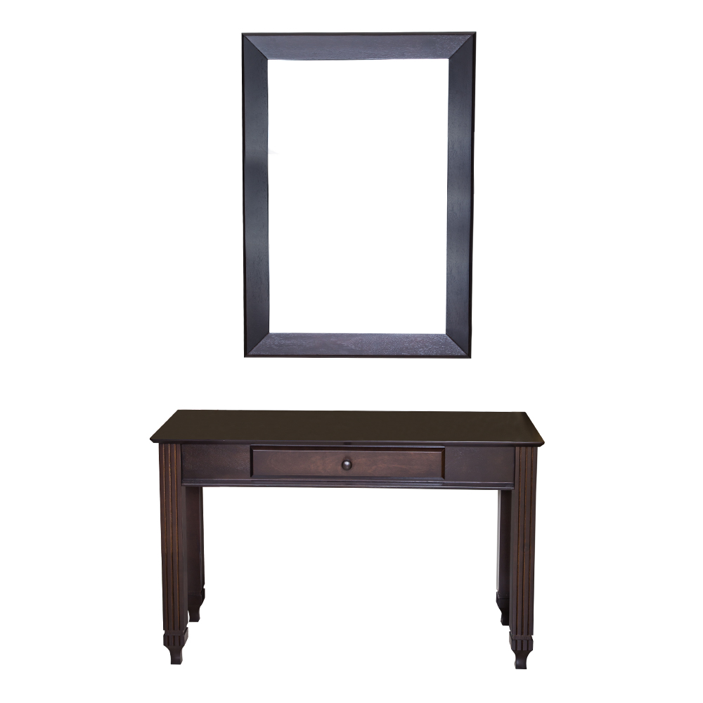 BIKEY: Console Table + Mirror 1