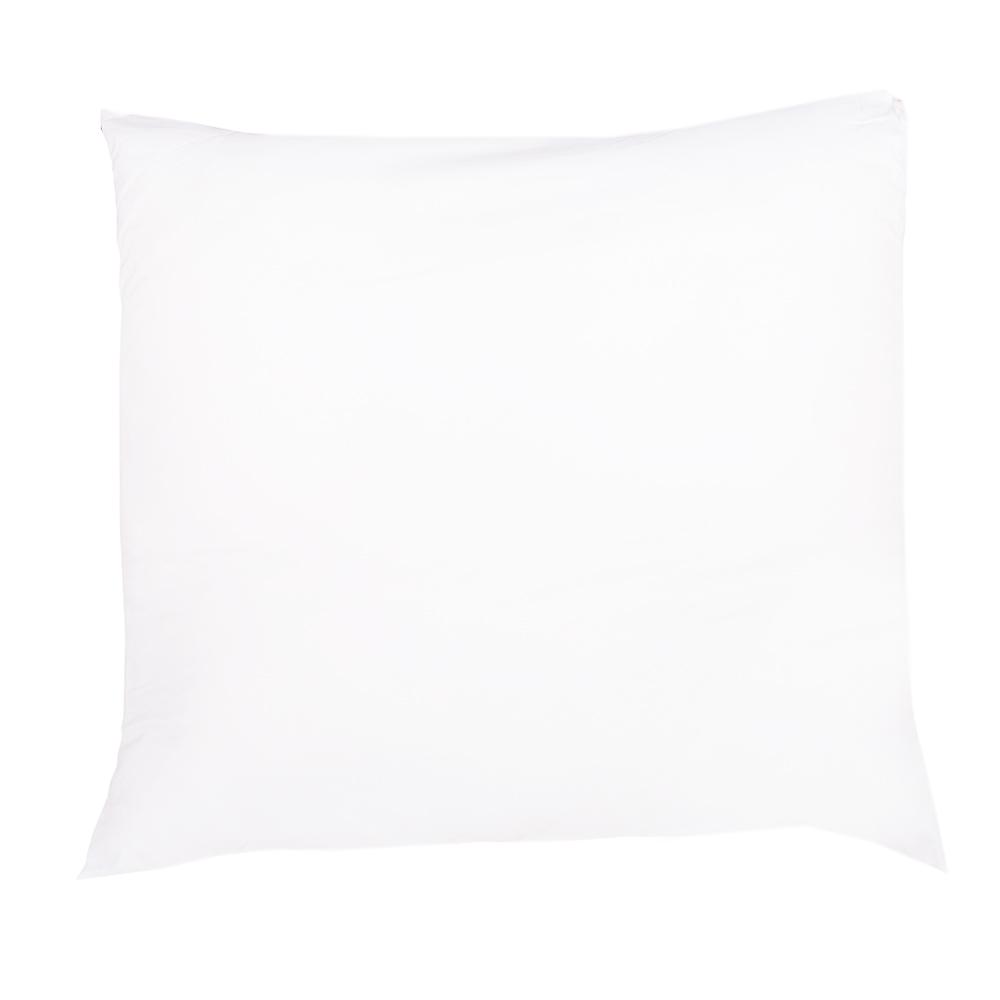 DOMUS: Cushion 1500g Hollowfibre White 80 x 80cm 1