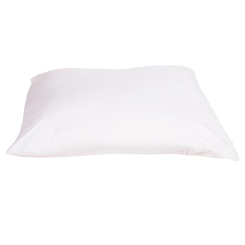DOMUS: Cushion 1500g Hollowfibre White 80 x 80cm