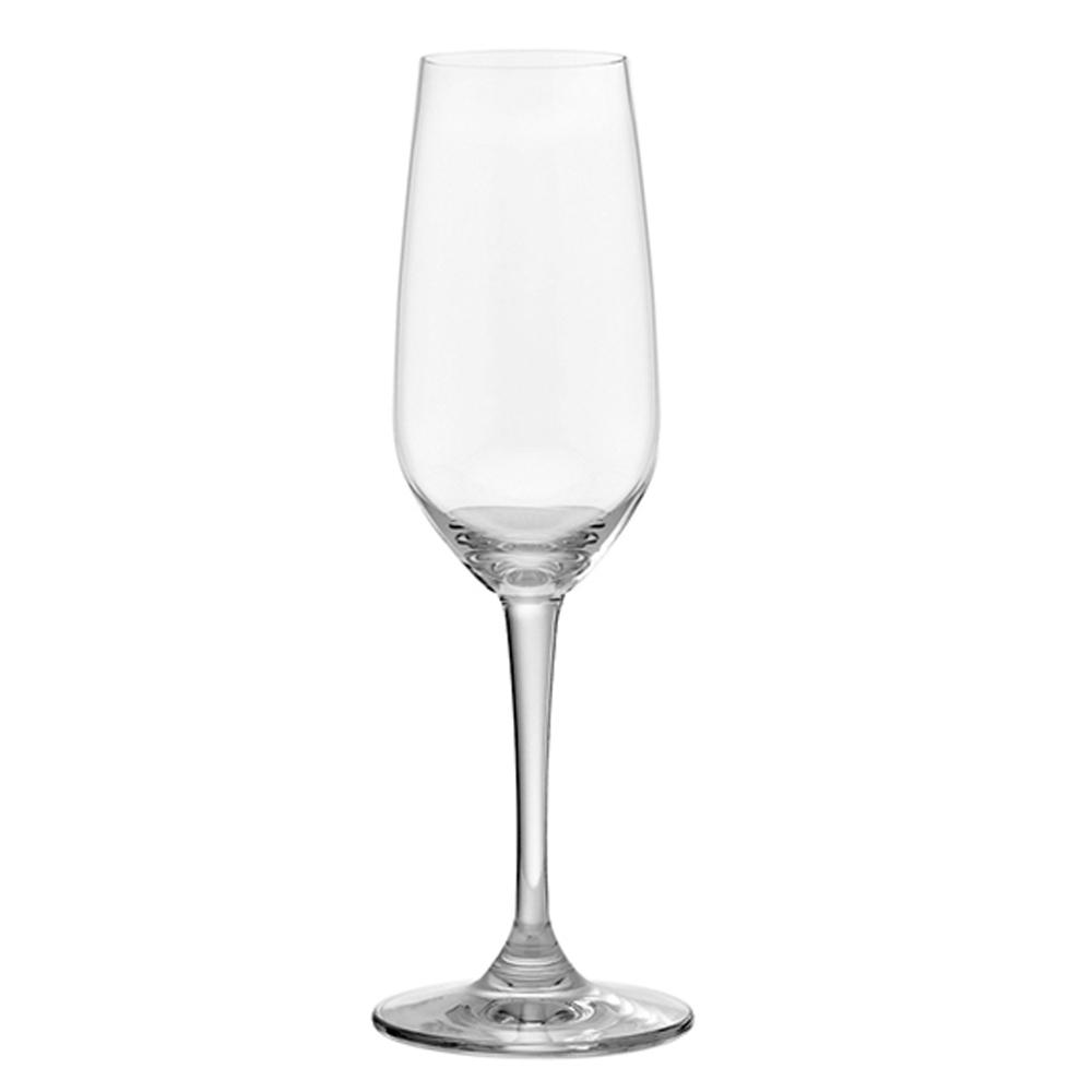 OCEAN: Lexington Flute: Champagne Glass: 6pc, 185ml #1019F06L