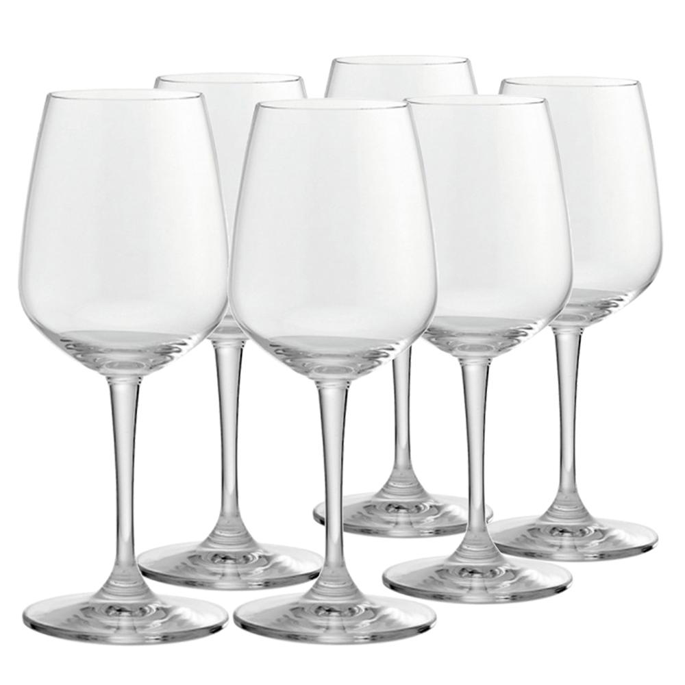 OCEAN:Lexington Goblet: Wine Glass Set: 6pc, 370ml #1019G13L 1