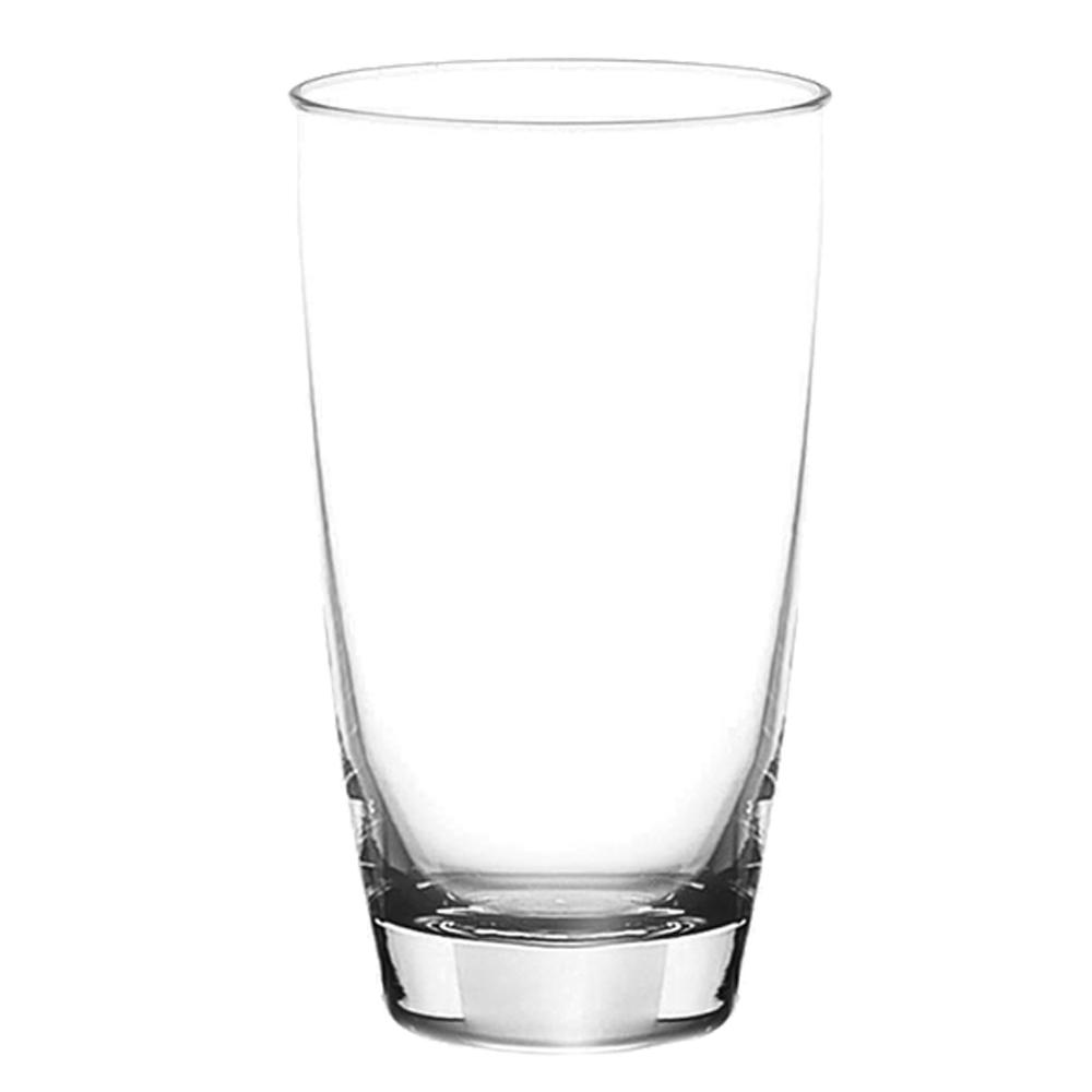 OCEAN: Tiara: Long Clear Glass Set: 6pc, 465ml #1B12016L/#5B12016