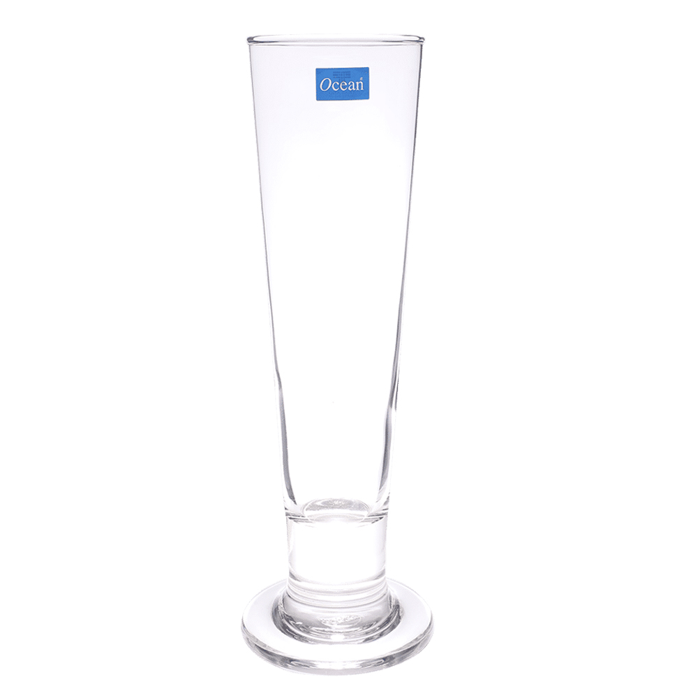 OCEAN: Viva Footed: Clear Glass Set: 6pc, 420ml #1B16315L