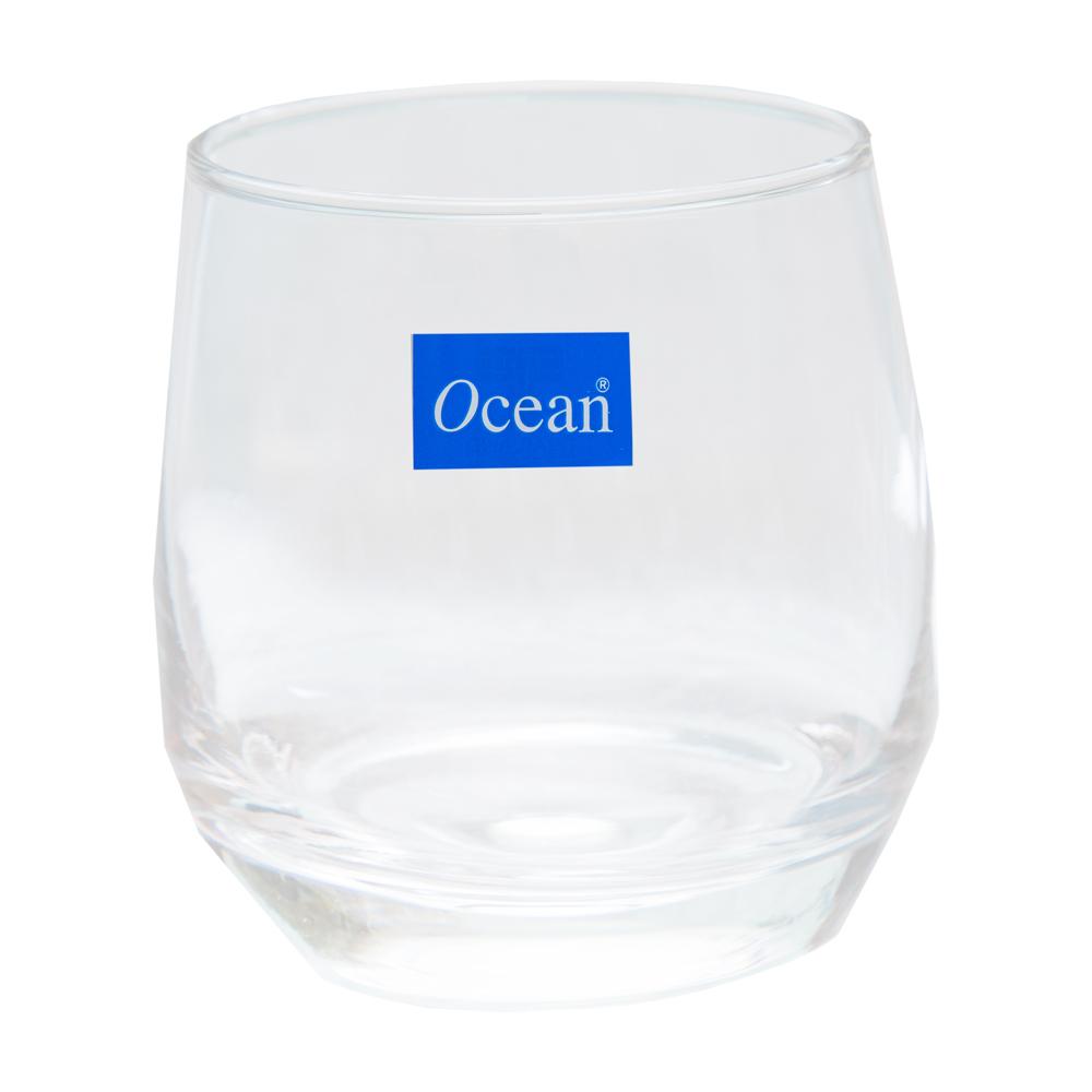 OCEAN: Cuba Rock: Clear Glass Set: 6pc, 270ml #1J14209/5J14209