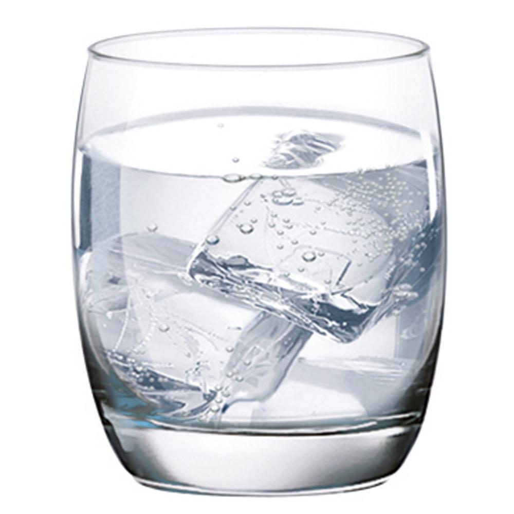 OCEAN: Ivory Rock: Clear Glass Set: 6pc, 265ml #1B13009L