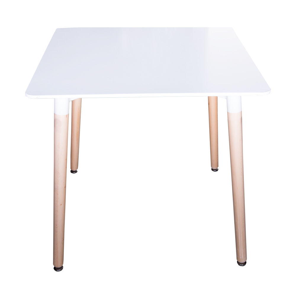 Wooden Dining Table: 80 x 80cm: Ref