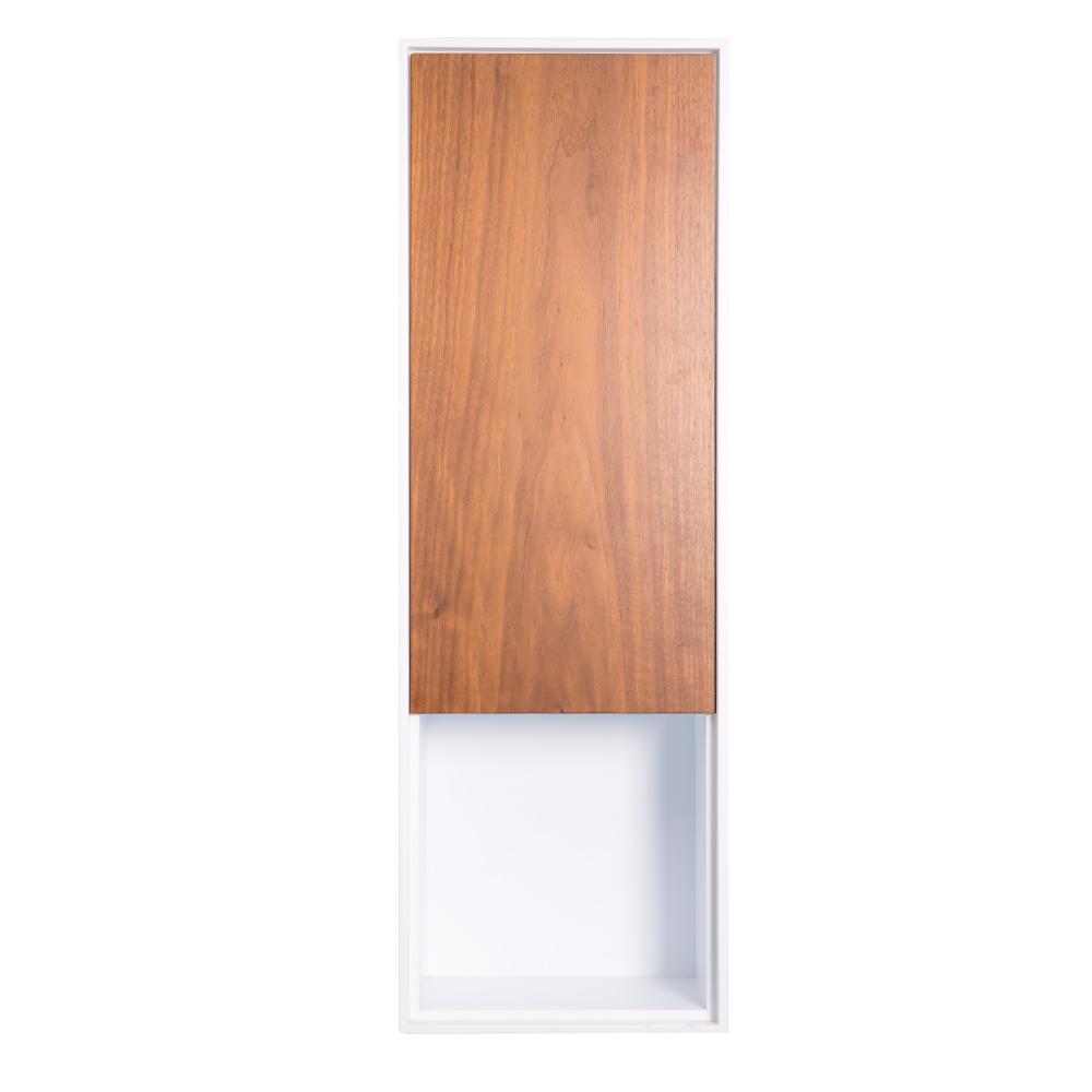 KINWOOD: Wall-Mount Display Cabinet; 91.44x25.4x30.48cm #LMIS118