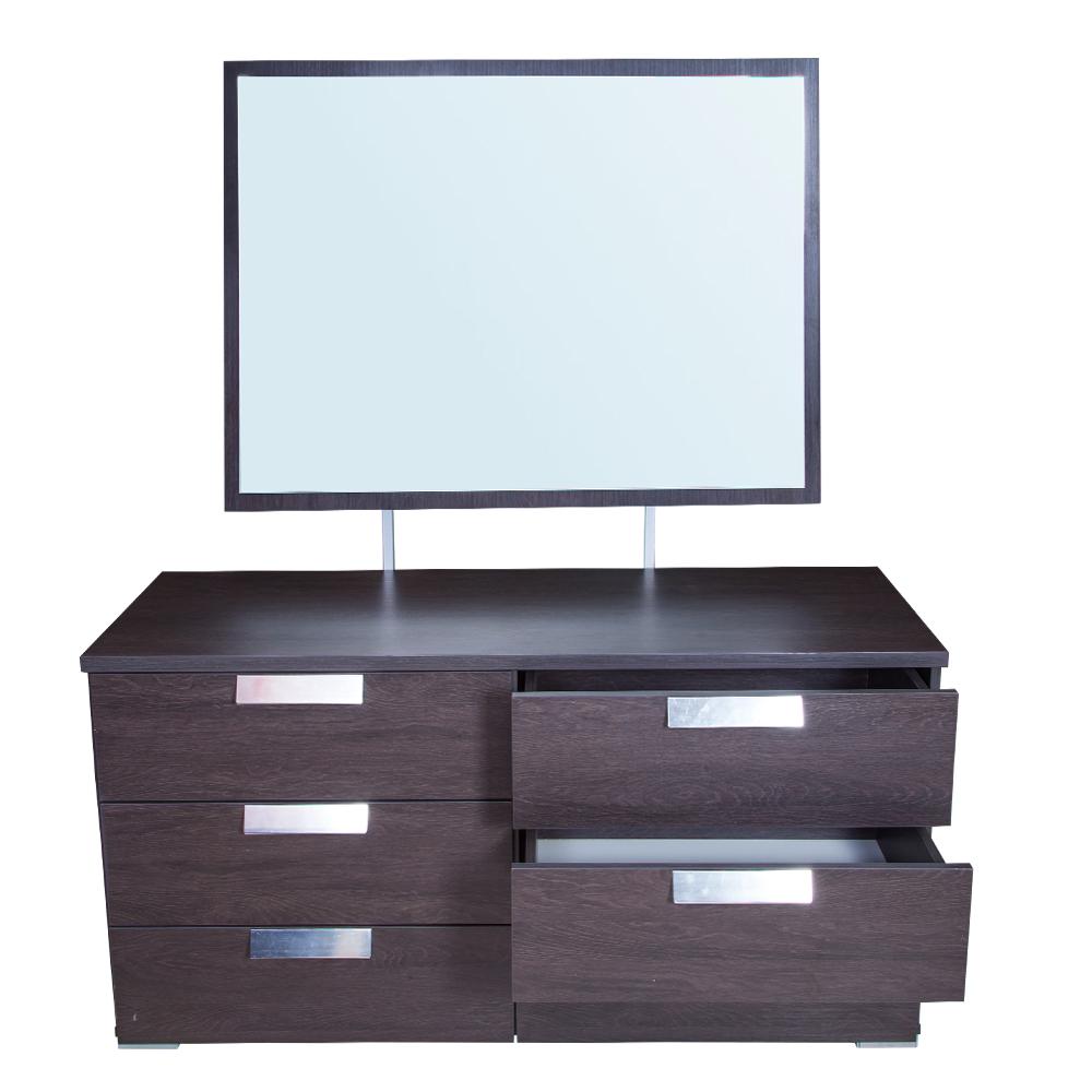 LINDEN: Dresser + Mirror #A2001/NS0966-A
