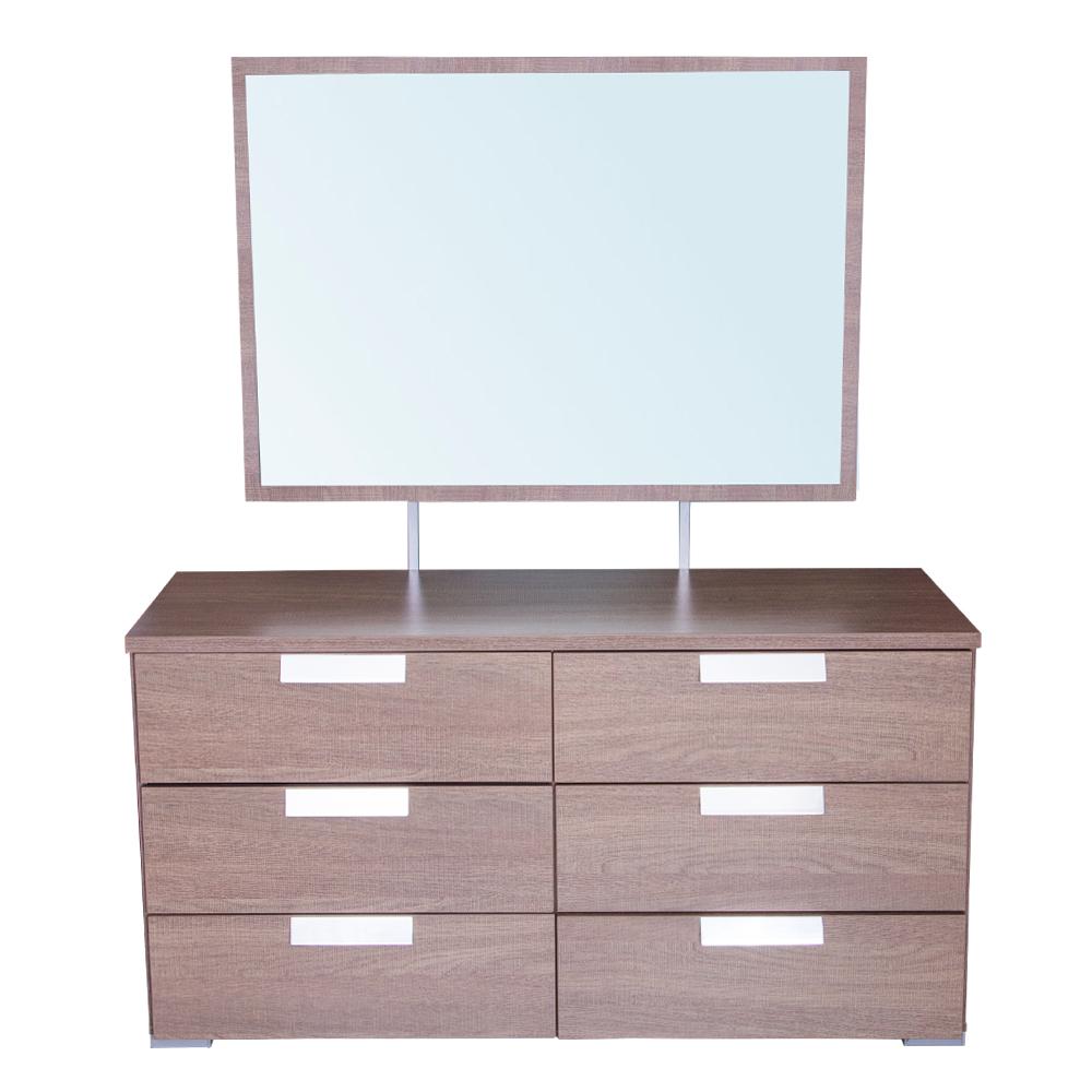LINDEN: Dresser + Mirror #A2001/NS0966-A 1
