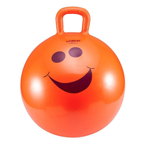 Hopping Ball: 500GMS, Orange 1