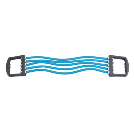 Chest Expander; 57cm, Blue/Grey 1