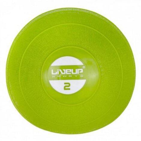 Soft Weight Ball 2kg, Green 1