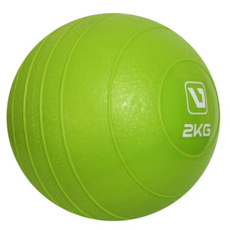 Soft Weight Ball 2kg, Green