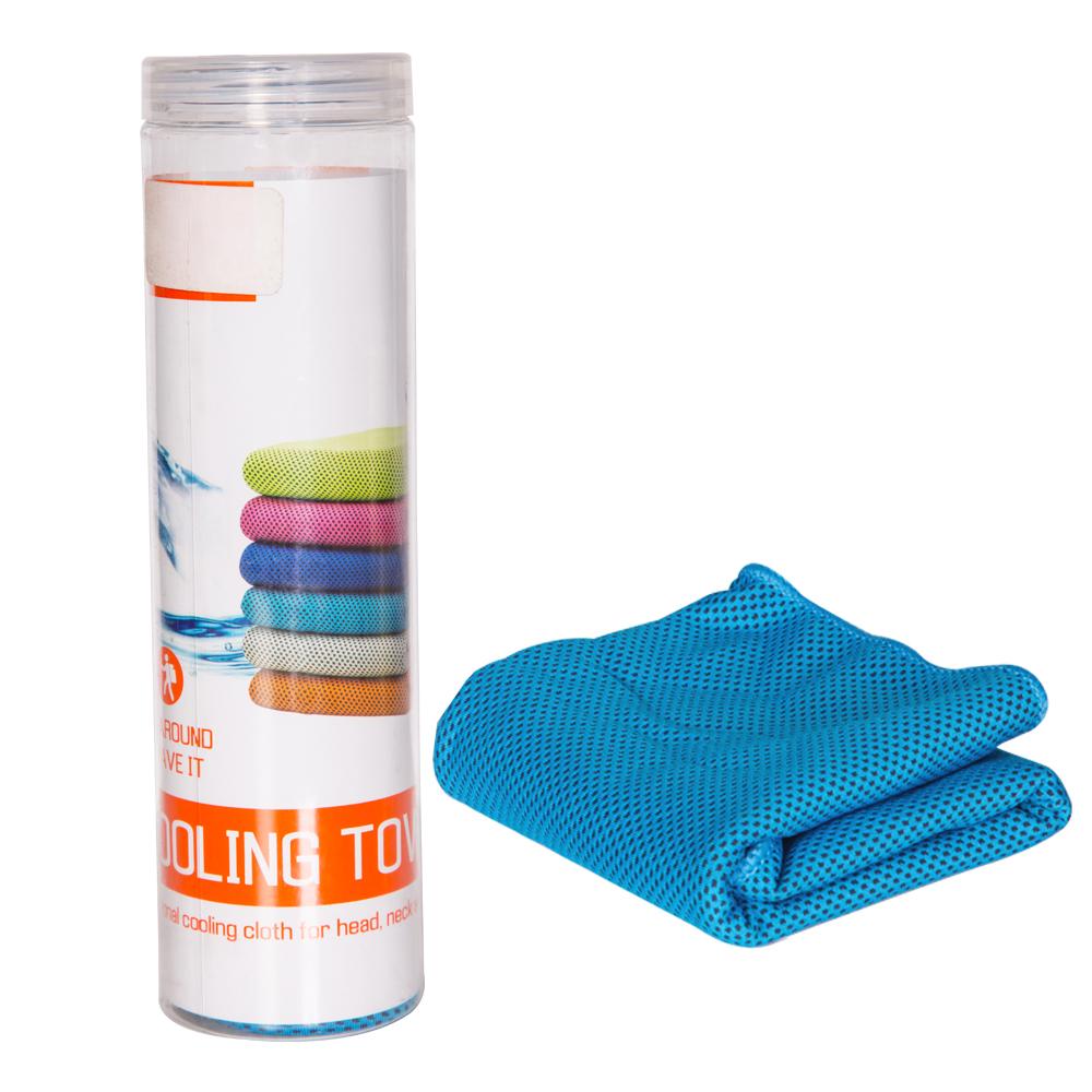 Live Up: Cooling Towel; 30x80cm, 165gms #LS3742 1