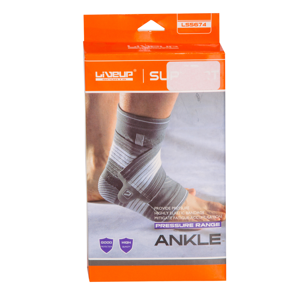 Live Up: Ankle Support; Large/Extra Large #LS5674 1