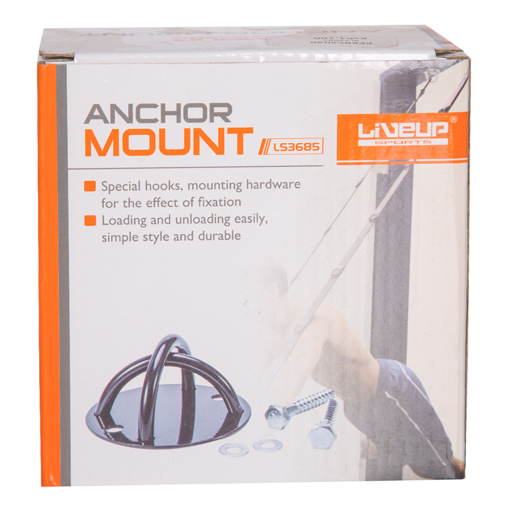 Live Up: Anchor Mount; 12×5