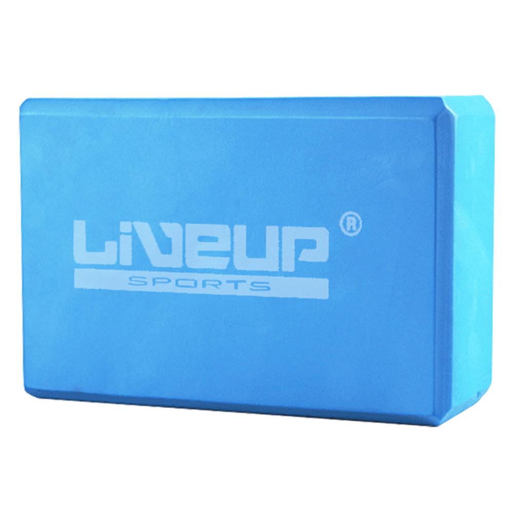 """Live Up: EVA Yoga Brick; 3""""x6""""x9"""" #LS3233A 1"""