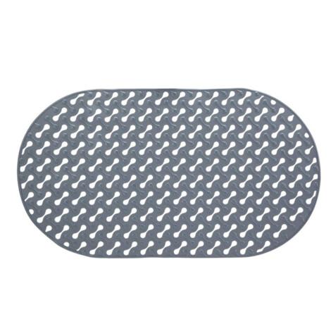 Cally Anti Slip Mat; (39×69)cm, Grey 1