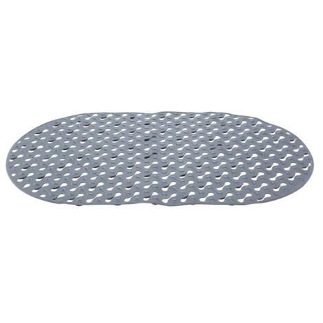Cally Anti Slip Mat; (39x69)cm, Grey