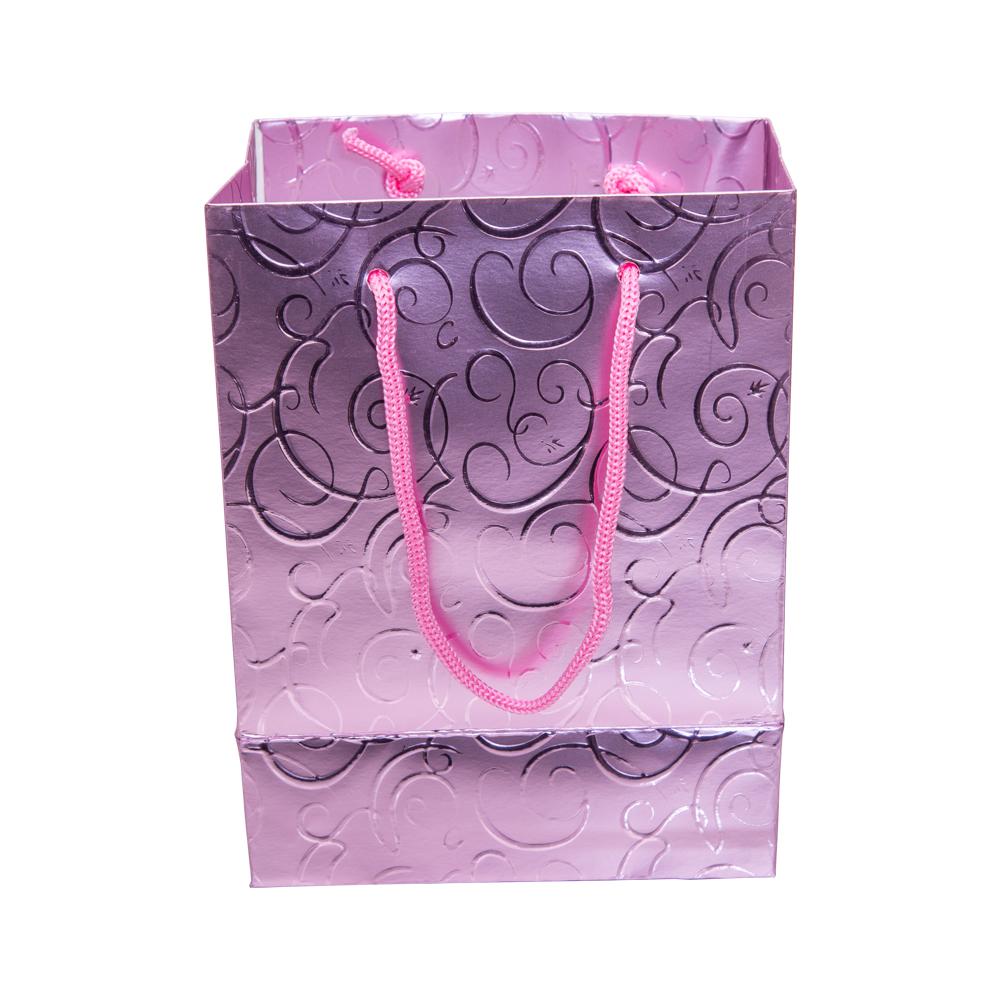 Gift Bag: 140x85x185mm: Purple #0854548E
