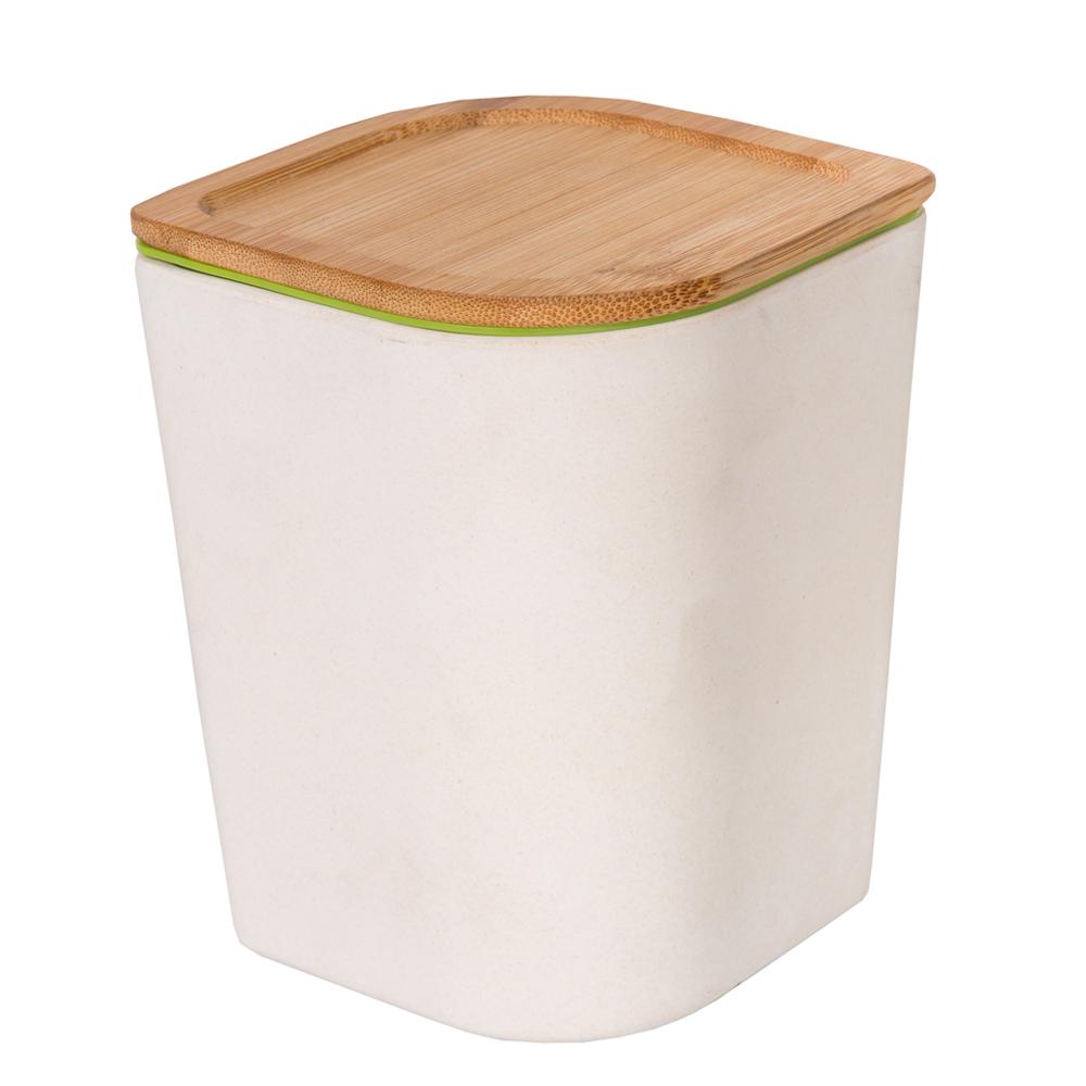 "Bamboo Fibre Storage; 5.5"" Ref"