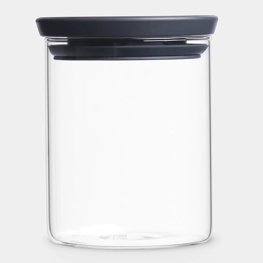 Brabantia: Stackable Glass Jar: 0