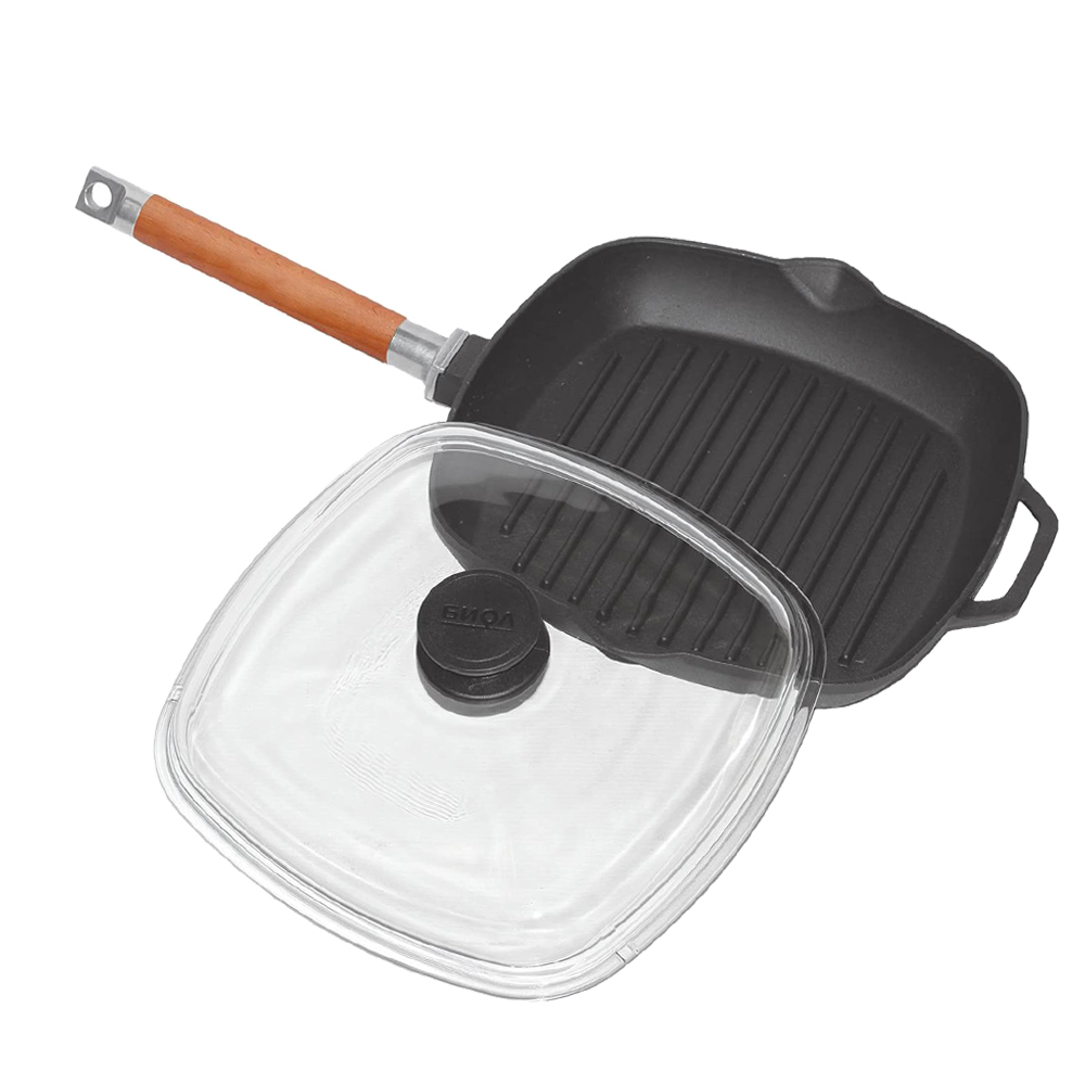 Index: Howell Grill Pan; ø26cm #170115000