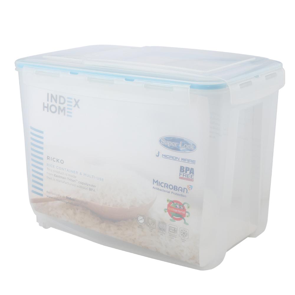 Index: Ricko Rice Container, 5kg #170109801