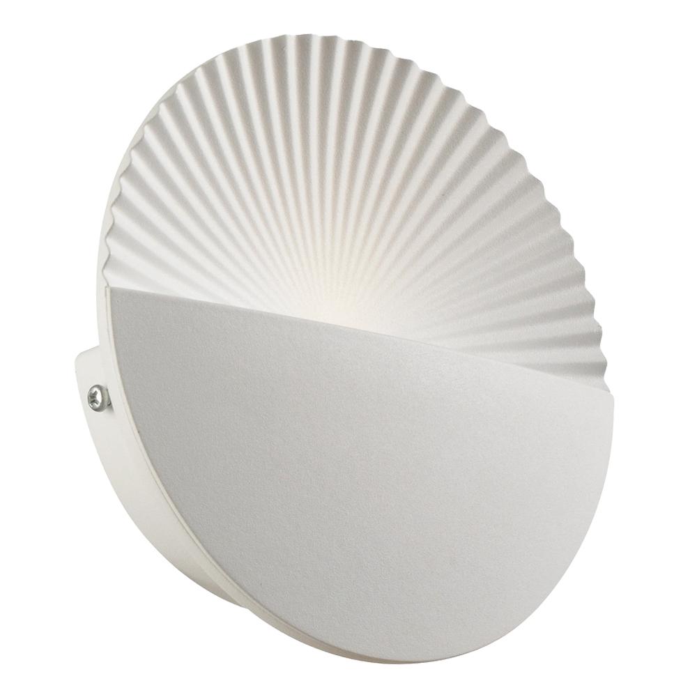 Domus: Wall Lamp: White,  LED 1x10W #L38034/1W10W/WH/160 1