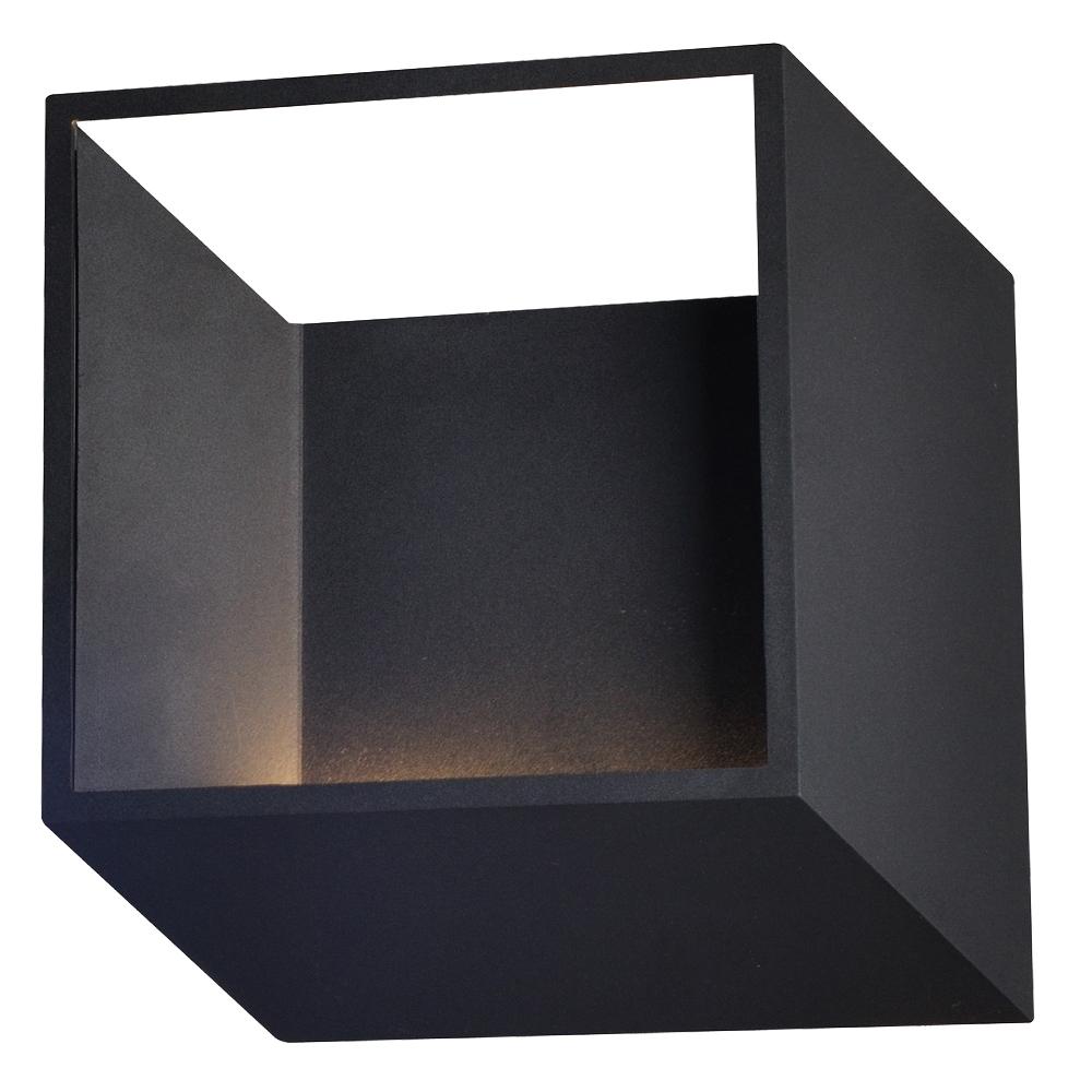 Domus: Wall Lamp: White,  LED 1x5W #L38037/1W5W/WH/250 1