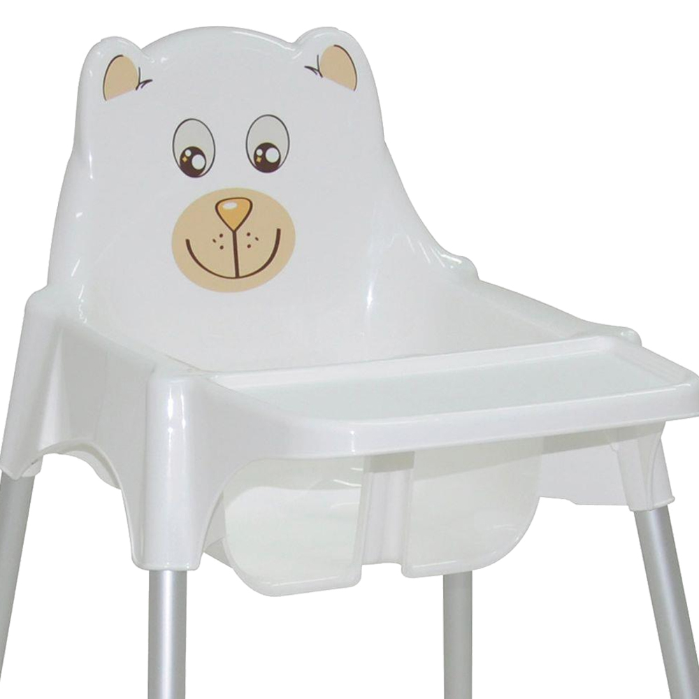 Tramontina: Teddy Kids High Chair; 92x59.5x55.5cm #92370
