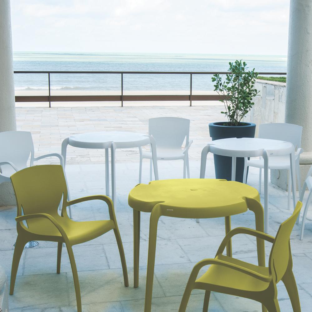 Tramontina: Clarice Leisure Table; 78x78x71cm #92359