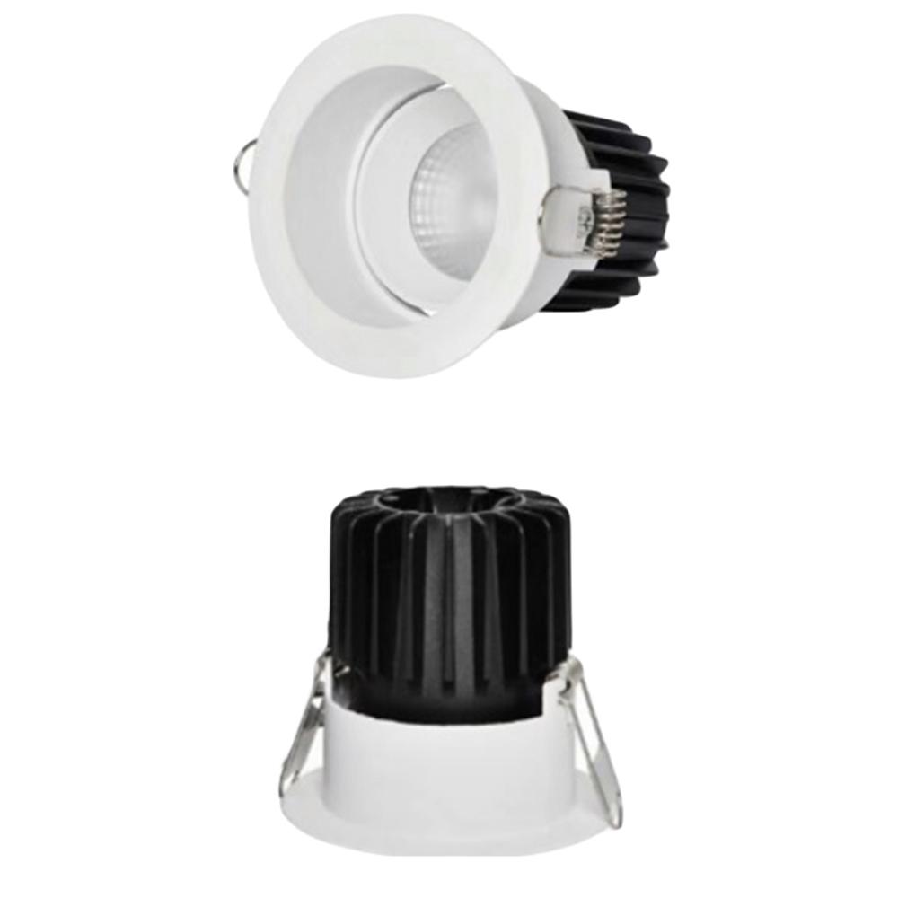 LENDIAN: Certaflux LED Spot Light Fitting; 8W, Beam Angle 38° 3000K 640LM  #L01202-8 1