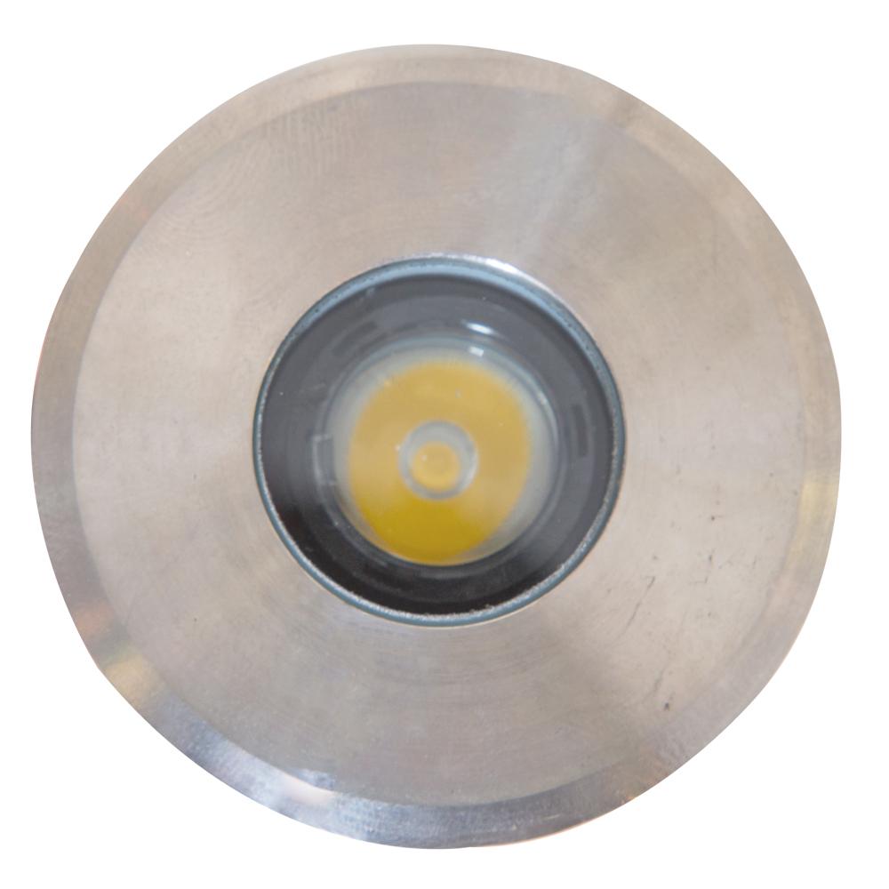 HB321W01(SE): LED Recessed Wall Light 3W IP65 220-240V