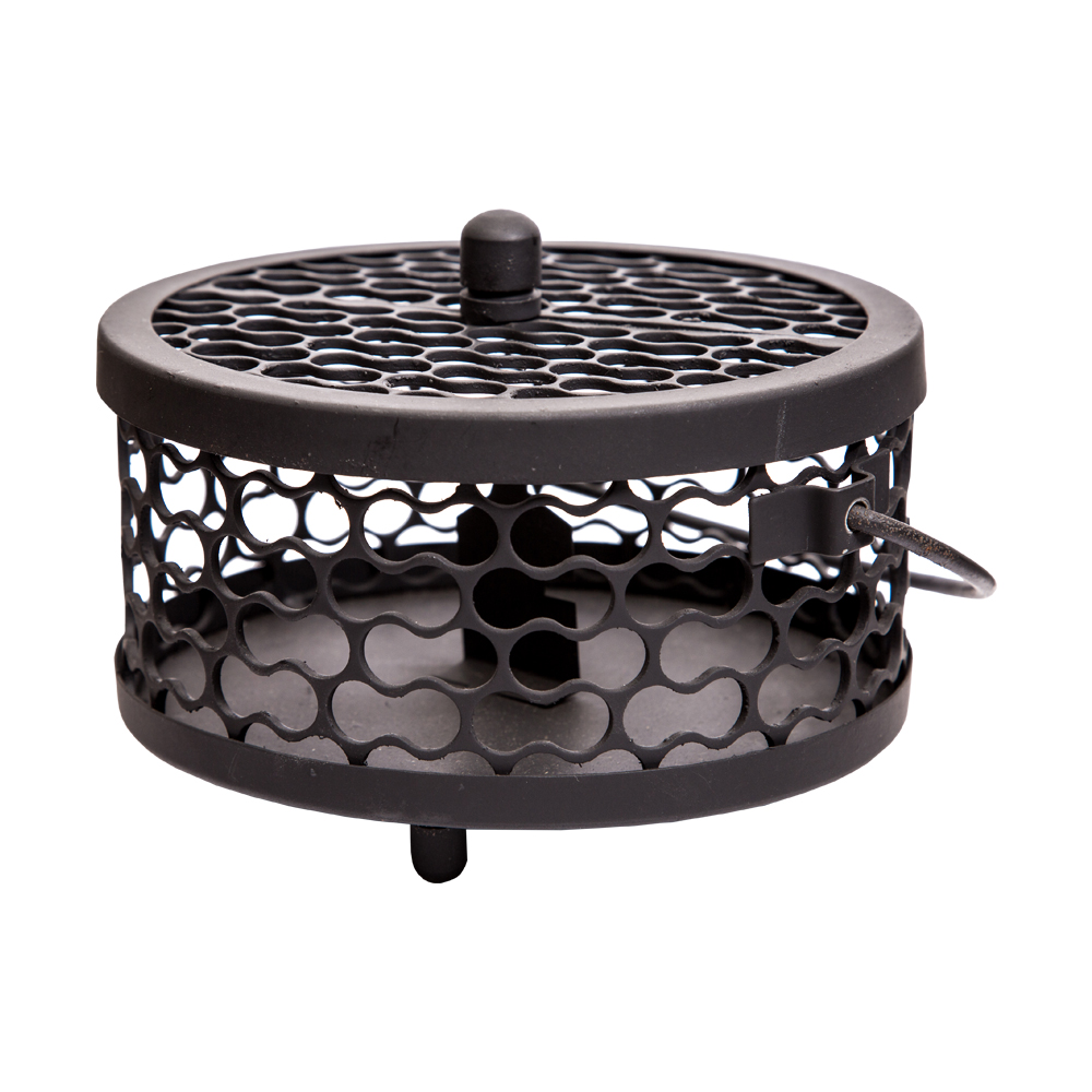 Mosquito Coil Case With Lid: Ref