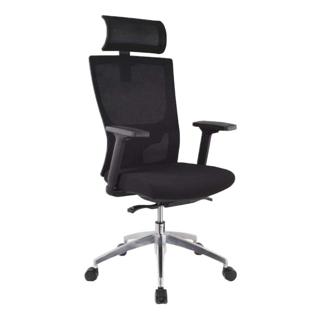 MOBI: High Back Office Chair, Mesh/Fabric: Ref