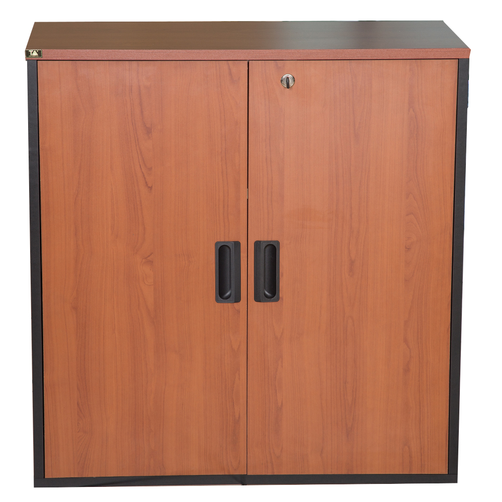 MEX : Cabinet with Swing Doors : Cherry #CWD822 1