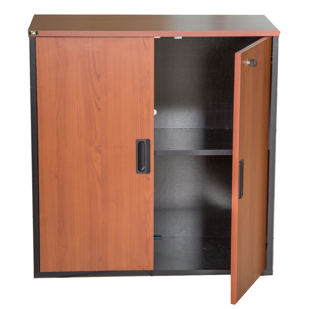 MEX : Cabinet with Swing Doors : Cherry #CWD822