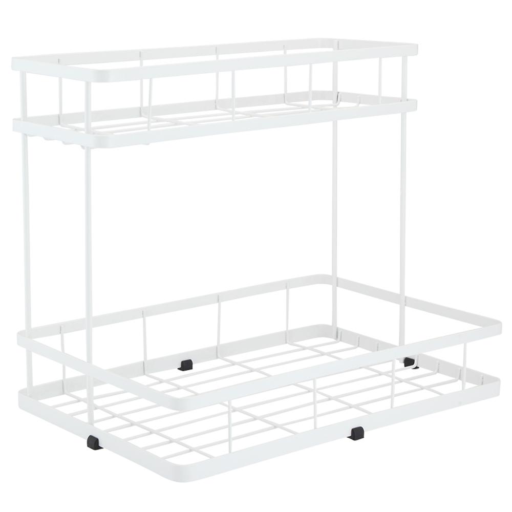 Index: Donte 2-Tier Pantry Organizer; 37x24x30