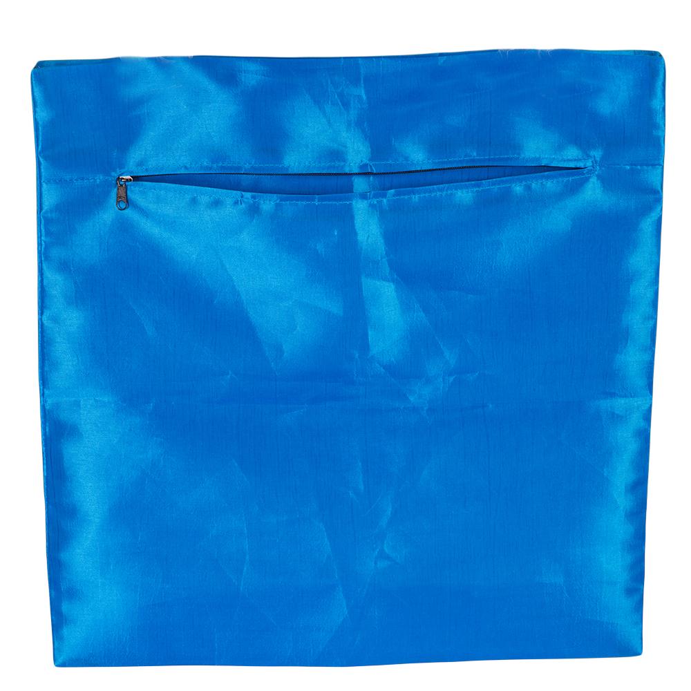 TYL: Silk Pillow Case, 40.64cm; Assorted Colors #CH-06