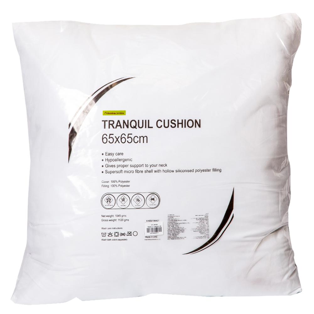 HomeCentre: Tranquil Supersoft Cushion: 65x65cm 1