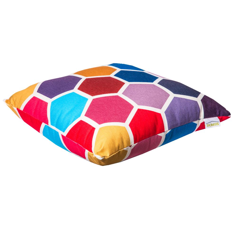 DOMUS: Outdoor Pillow; 45x45cm #Q6640